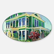 Burton House Mansion San Diego By R Decal