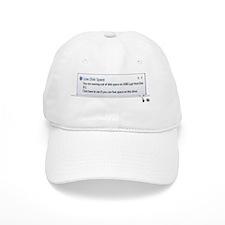low Baseball Cap