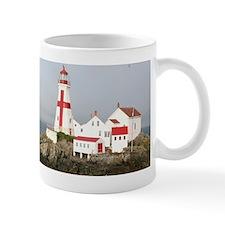 lighthouse mouse pad 2 Mug