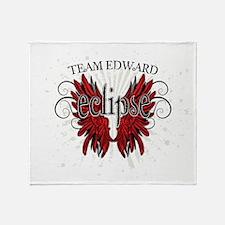 2-Eclipse Edward Throw Blanket