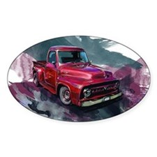 1953fordf100pickup Decal