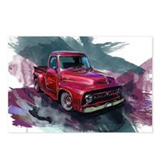 1953fordf100pickup Postcards (Package of 8)