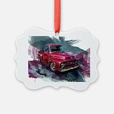 1953fordf100pickup Ornament