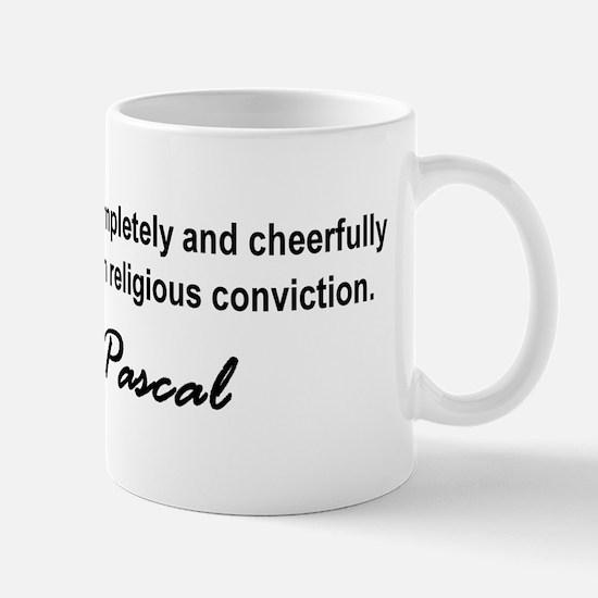 pascal Mug