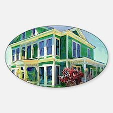 burton house by RD Riccoboni Decal