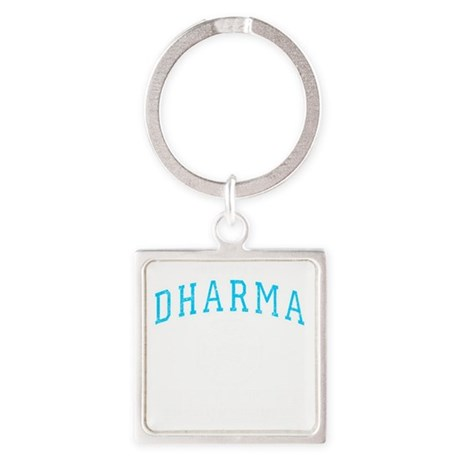 Prop Dharma Blk Square Keychain