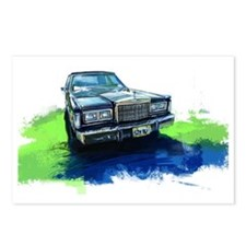 1980fordthunderbird Postcards (Package of 8)