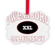 2-Owensboro XXL Alumni white with Ornament
