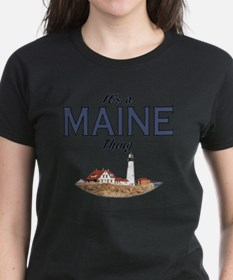 Its a Maine Thing Lighthouse Tee