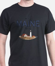 Its a Maine Thing Lighthouse T-Shirt