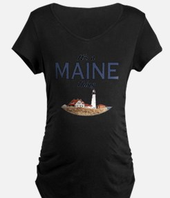 Its a Maine Thing Lighthous T-Shirt