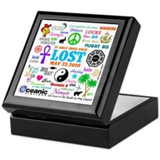 Loves Lost Keepsake Box