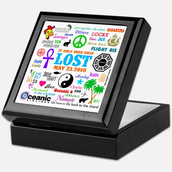 Loves Lost Keepsake Box