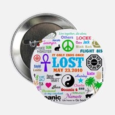 "Loves Lost 2.25"" Button"