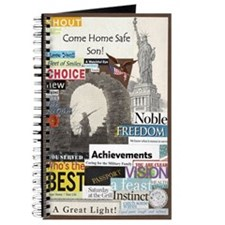 comehomeson5x7reg Journal