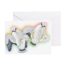 Got Talons II Greeting Card