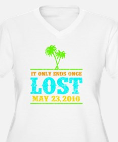 Ends Once -bk T-Shirt