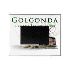 courthouse Picture Frame