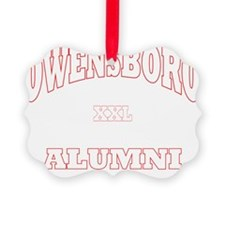 3-Owensboro XXL Alumni white with Ornament