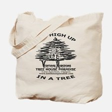 GET-HIGH-UP-BLK-8X10 Tote Bag