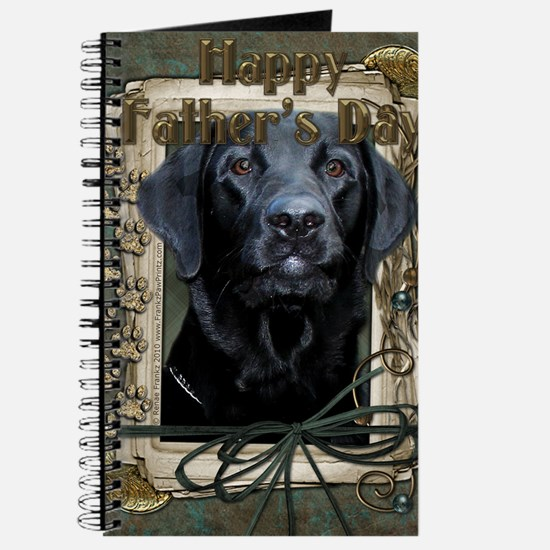 French_Quarters_Black_Labrador Journal