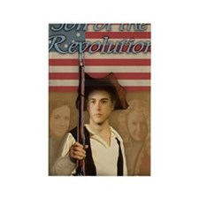 Son of the Revolution Rectangle Magnet