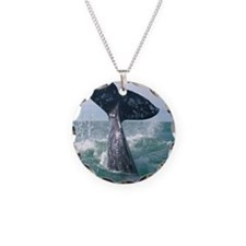 GrayWhale-MP Necklace