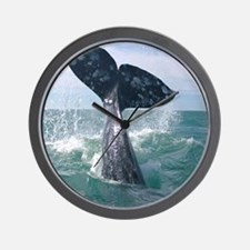 GrayWhale-MP Wall Clock