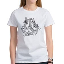 celtic_dragon_trans Tee