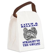 CatchRelease Canvas Lunch Bag