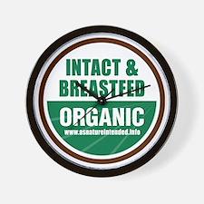 ani-organic Wall Clock