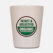 ani-organic Shot Glass