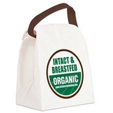 ani-organic Canvas Lunch Bag