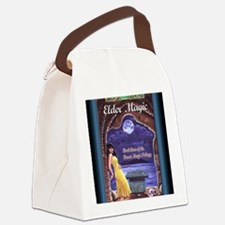 Elder Magic Notecard Canvas Lunch Bag