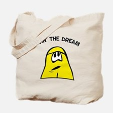 Charles Worrywart Tote Bag