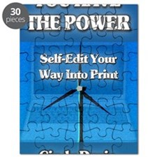 You Have the Power 8x10 Puzzle