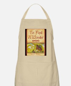 To Find a Wonder Greeting Card Apron