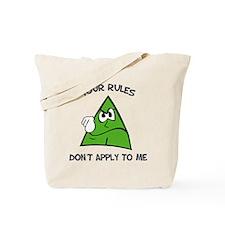 Jack Justice Tote Bag