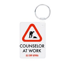 Counselor-At-Work Keychains