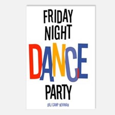 Friday-Night Postcards (Package of 8)