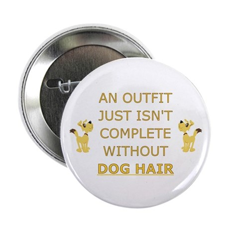 Dog Hair Button