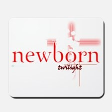 NEWBORN FOR BLACK copy Mousepad
