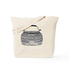 Alex STi - Bas Relief - Transparent - Fin Tote Bag
