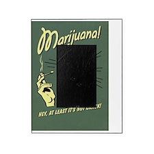 Marijuana Picture Frame