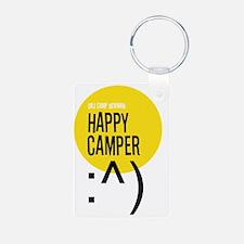 Happy-Camper Keychains