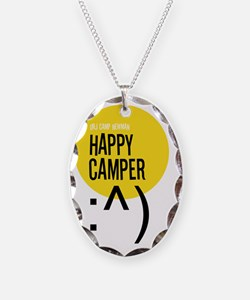 Happy-Camper Necklace