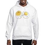 Deviled Eggs Hooded Sweatshirt
