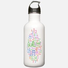 Quality of Life 18 Water Bottle