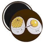 Deviled Eggs Magnet