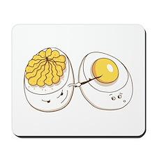 Deviled Eggs Mousepad